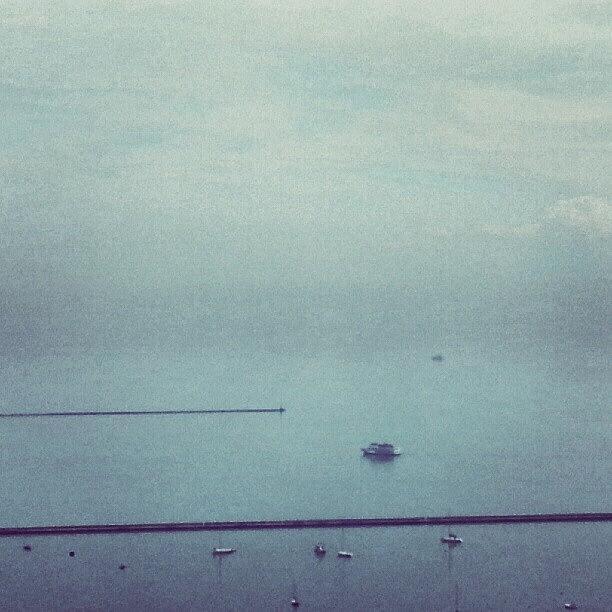 Lake Photograph - No Horizon by Jill Tuinier