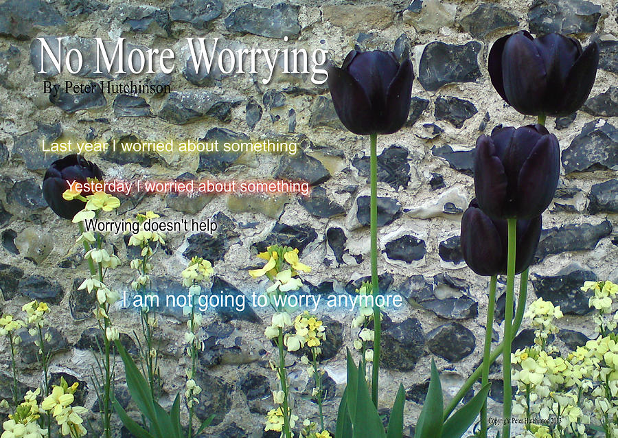 No More Worrying by Peter Hutchinson