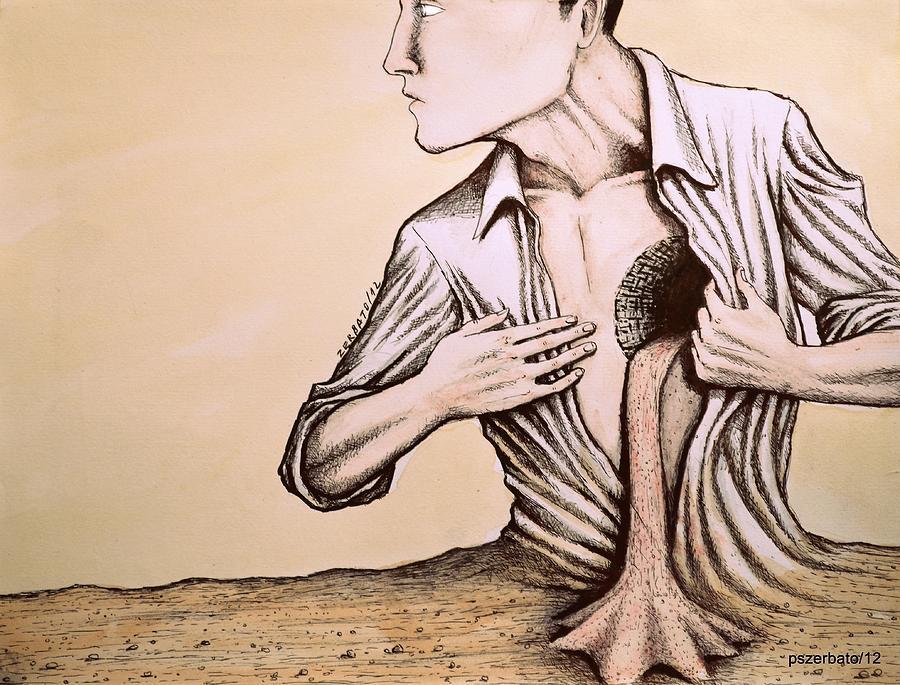Reason Digital Art - No Quiero Vivir En La Pobreza De La Racionalidad by Paulo Zerbato