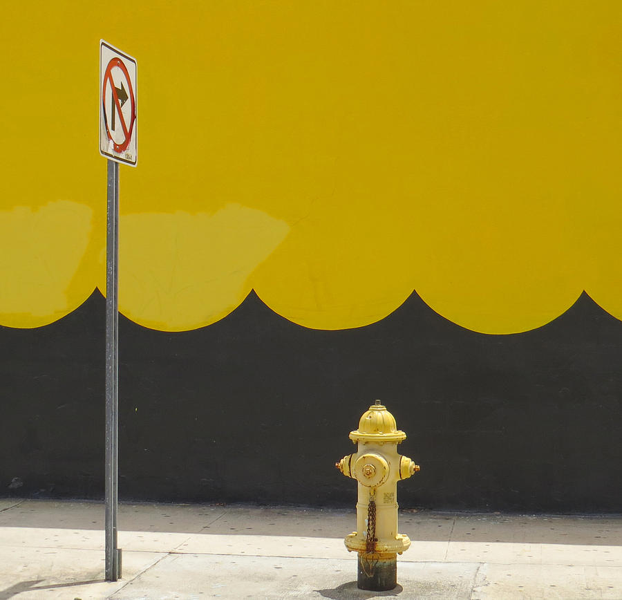 No Right Turn Photograph by Dart and Suze Humeston
