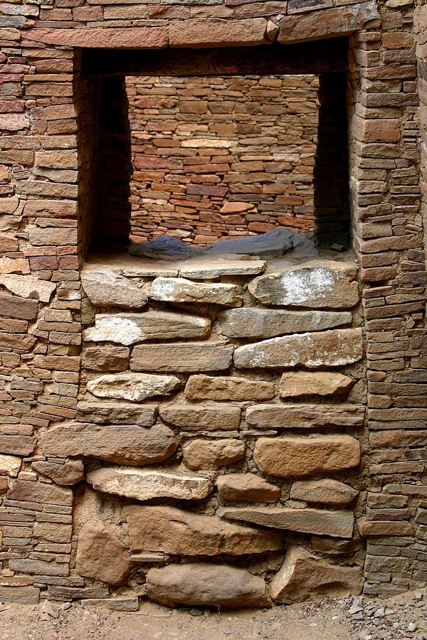 Ruins Photograph - No Way In Or Out by Joe Kozlowski