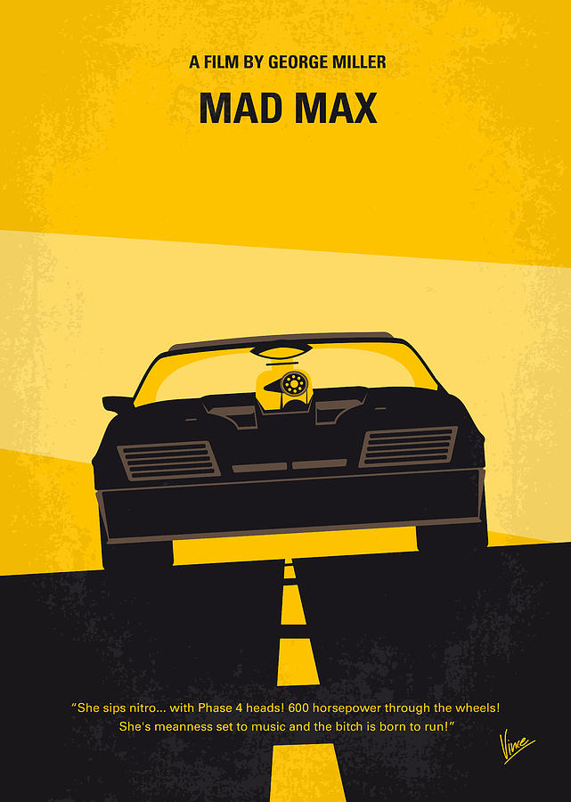 About Time Minimalist Movie Poster