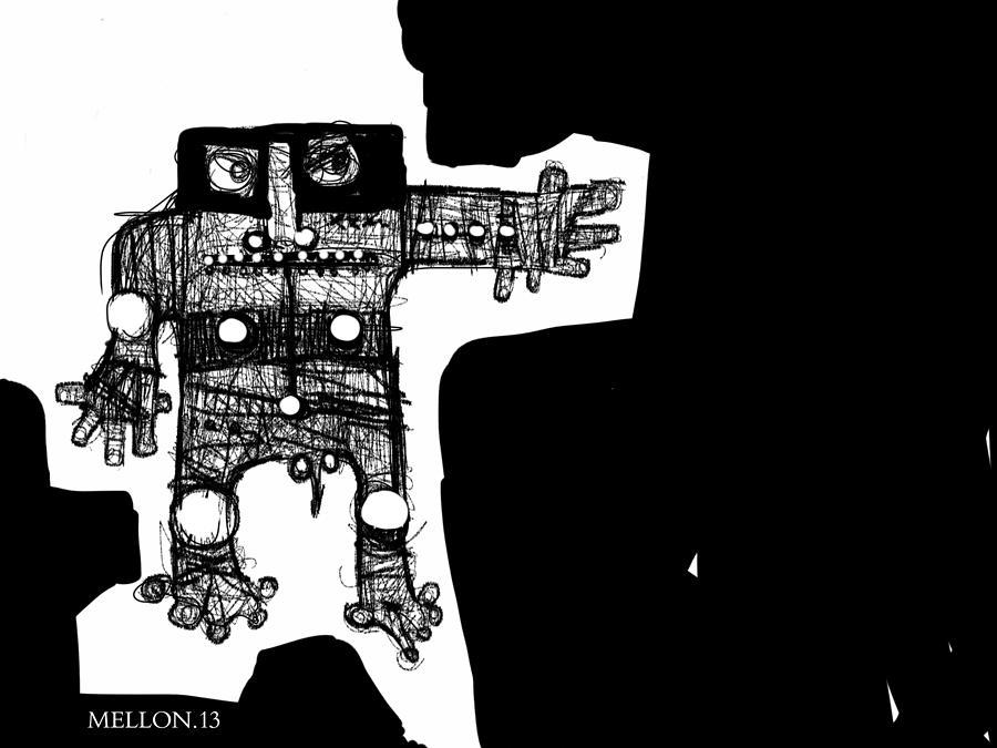 Digital Digital Art - Noctis No. 1  by Mark M  Mellon
