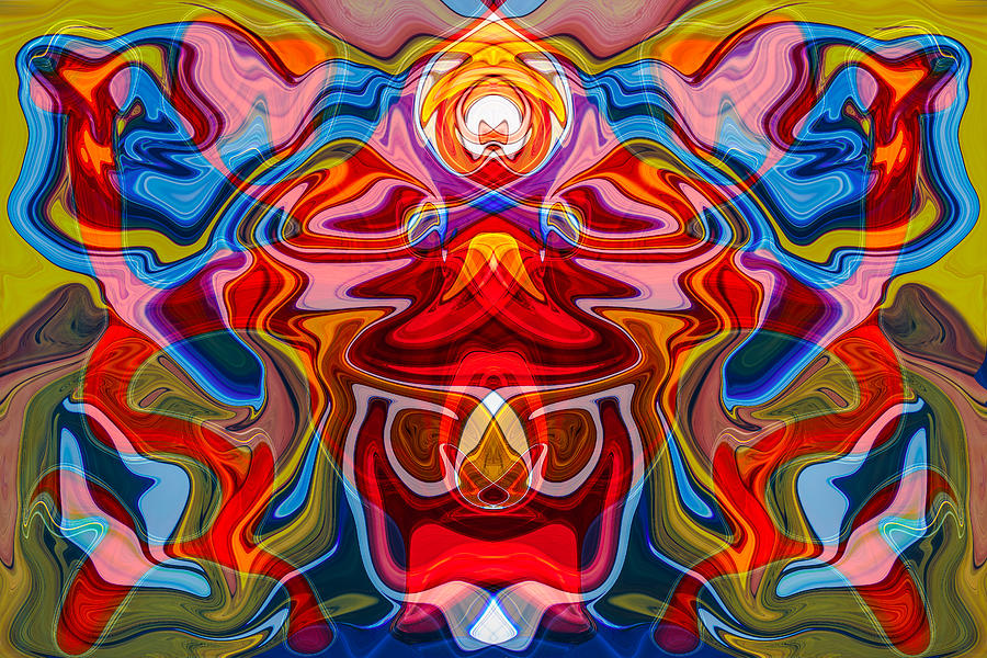 Twisp Painting - Nomadic by Omaste Witkowski