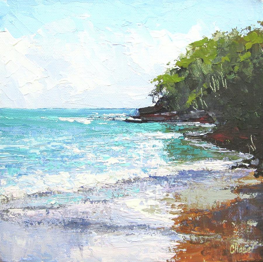 Noosa Heads Main Beach Queensland Australia by Chris Hobel