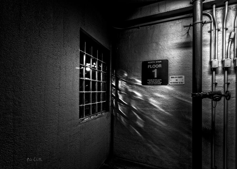 Urban Photograph - North Floor 1 by Bob Orsillo