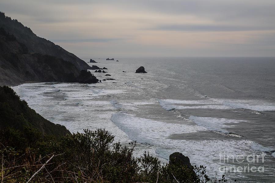 Northern California Coast Photograph - Northern California Coast- 578 by Stephen Parker