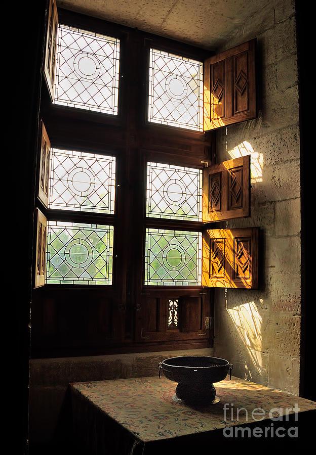 Loire Chateaux Photograph - Northern Light by Nigel Fletcher-Jones