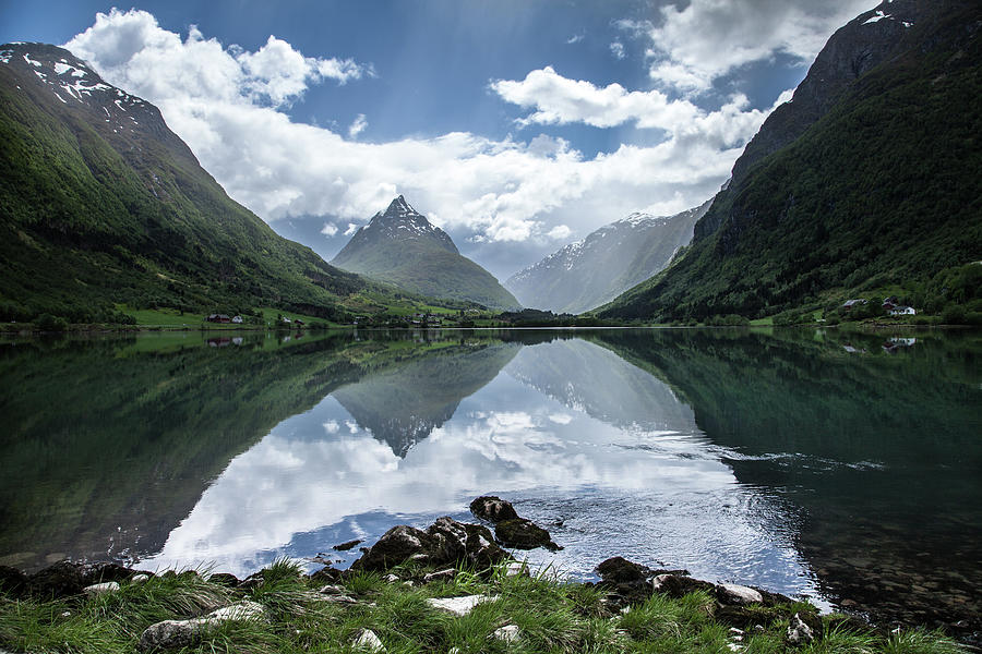 Norway Photograph by Christian Wilt