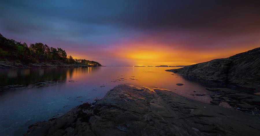 Norwegian Archipelago Photograph by Tore Thiis Fjeld