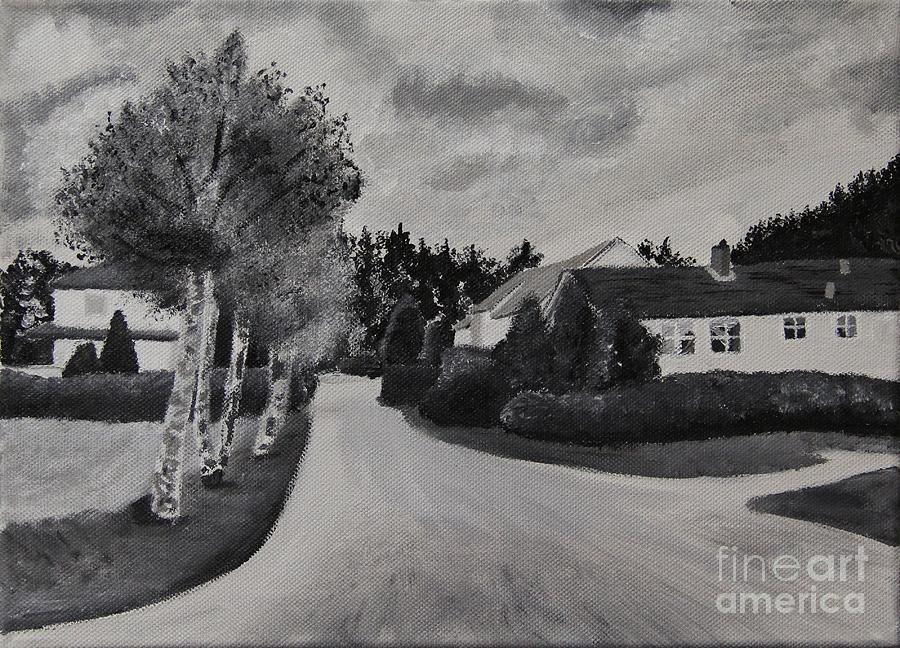 Norwegian Street by Marina McLain