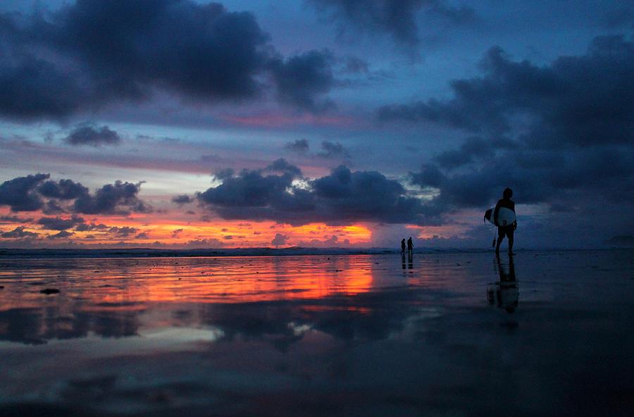 Nosara Sunset by Nathan Miller