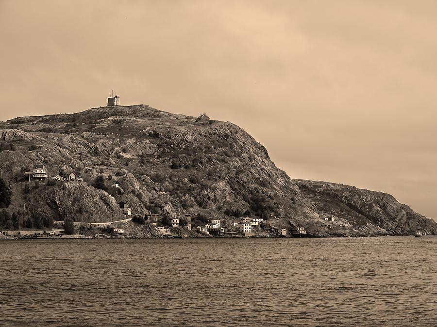 Signal Photograph - Nostaligic View by Stan Wojtaszek