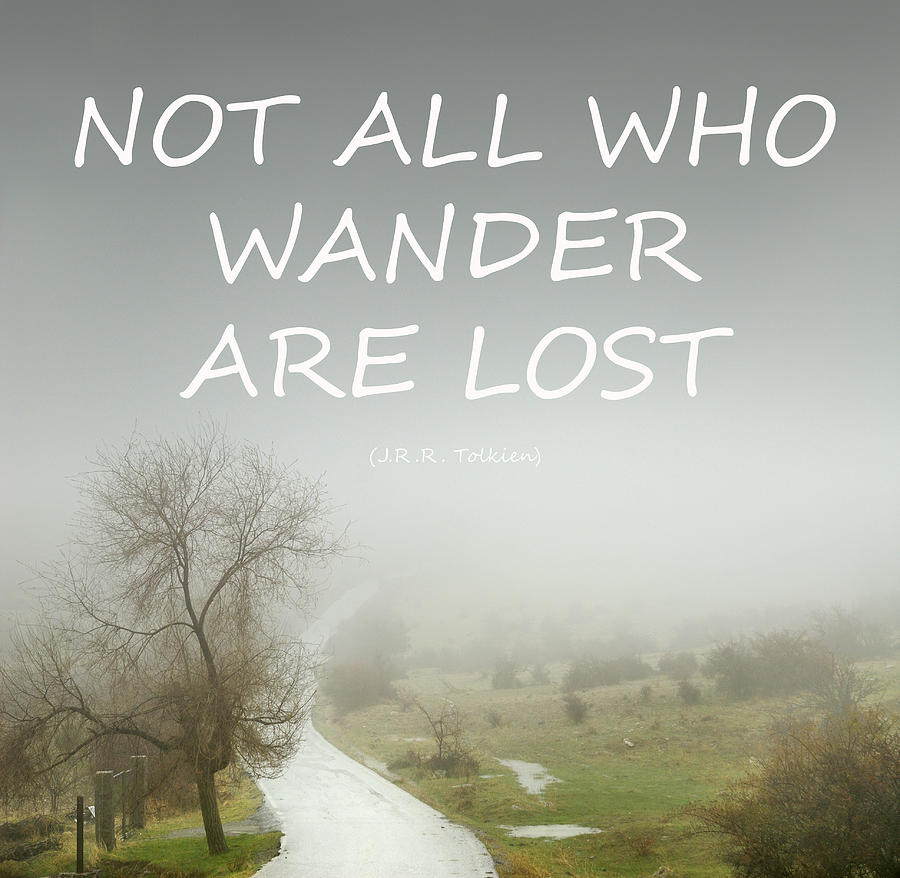 not all who wander are lost - 900×878