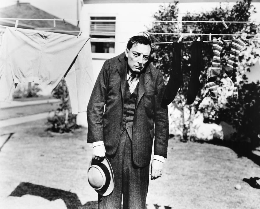 Happy valentines Day! Nothing-but-pleasure-buster-keaton-everett