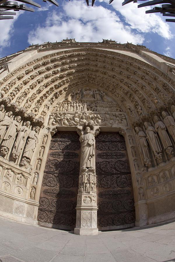 Paris Photograph - Notre Dame 4 by Art Ferrier