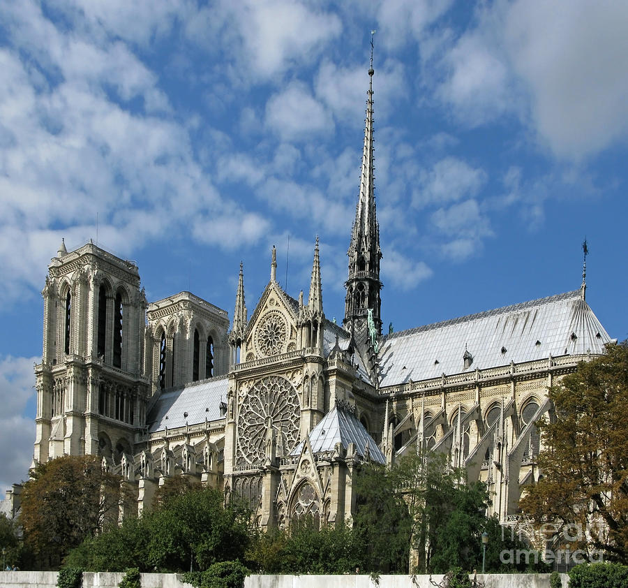 Notre Dame Cathedral Photograph