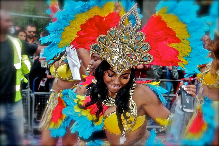 Notting Hill Carnival Inspiration Arts Costume Photograph ...