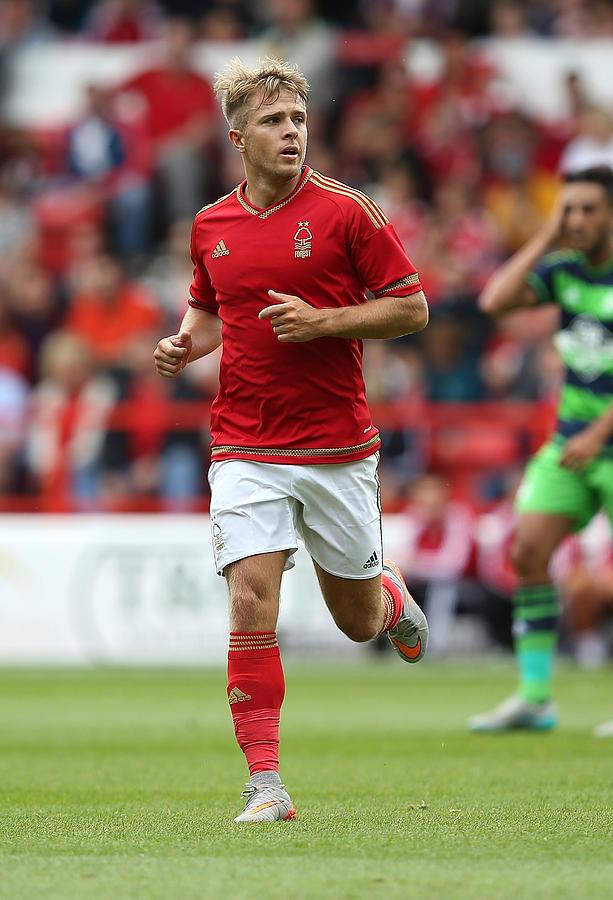 Nottingham Forest V Swansea City - Pre Season Friendly Photograph by Jan Kruger