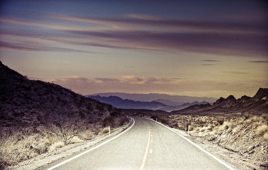 Nevada Photograph - Nowhere  by Merrick Imagery