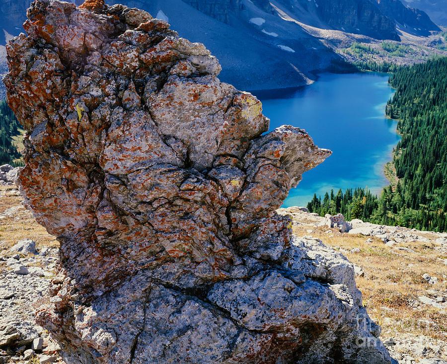 British Columbia Photograph - Nub Ridge by Tracy Knauer