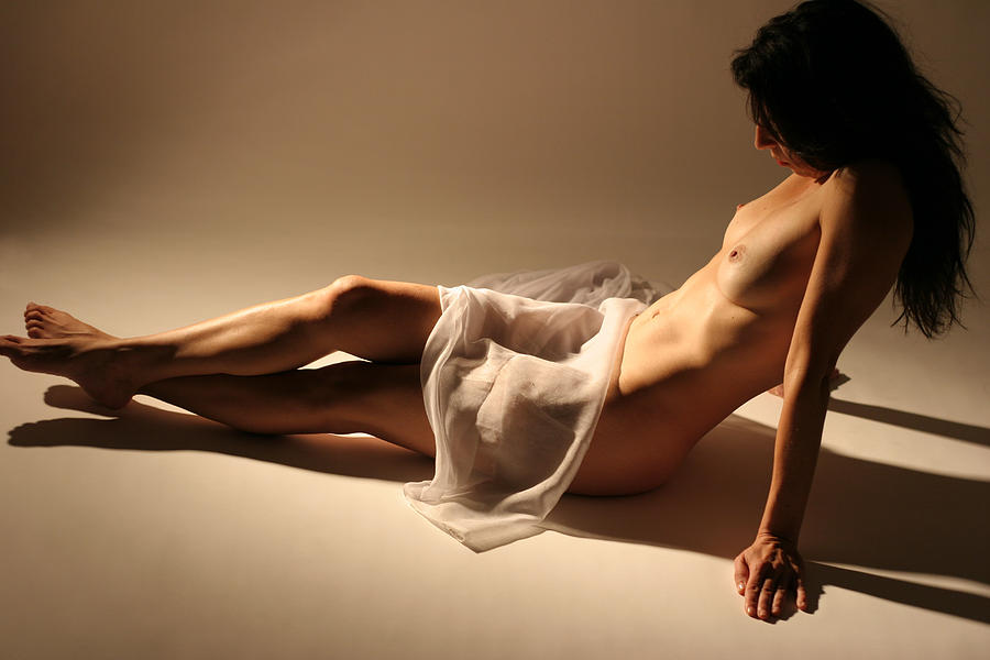 Nude Photograph - Nude 1 by Arie Arik Chen