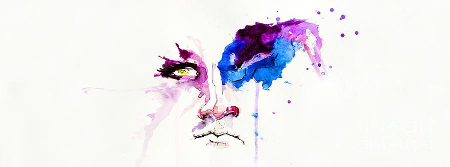 Abstract Mixed Media - Numb by Edgar Rafael