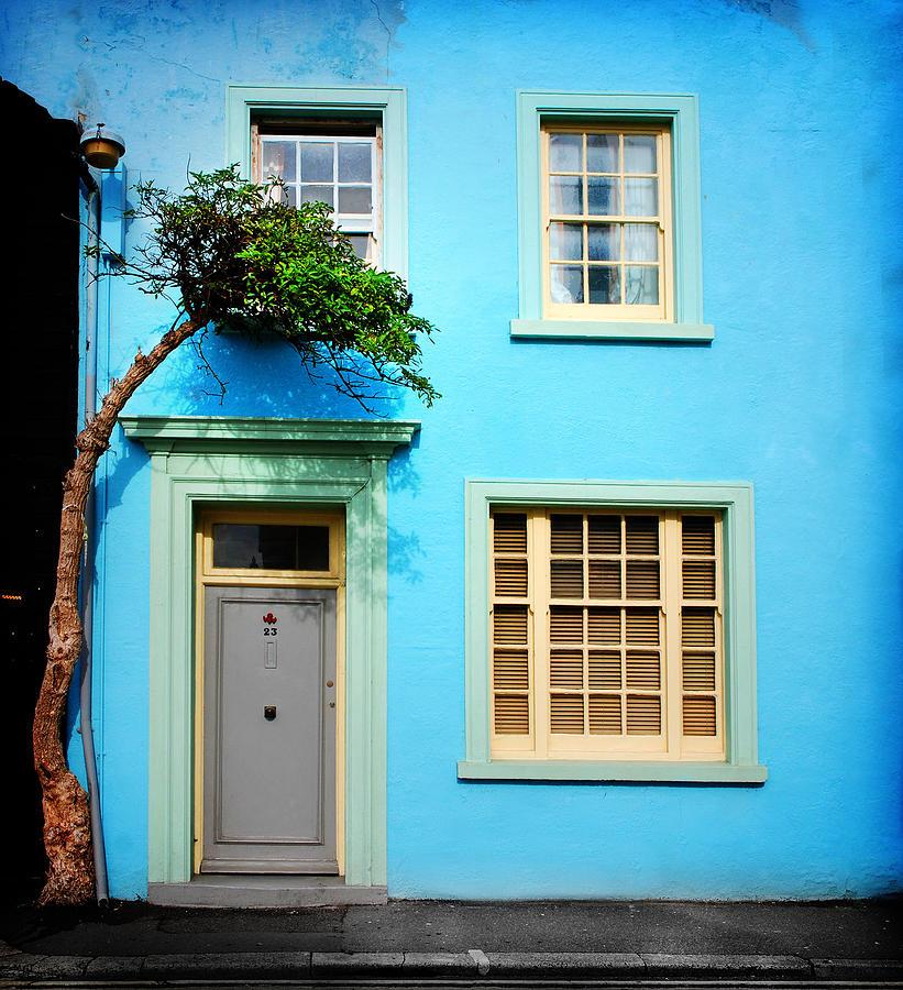 Door Photograph - Number 23 by Mark Rogan