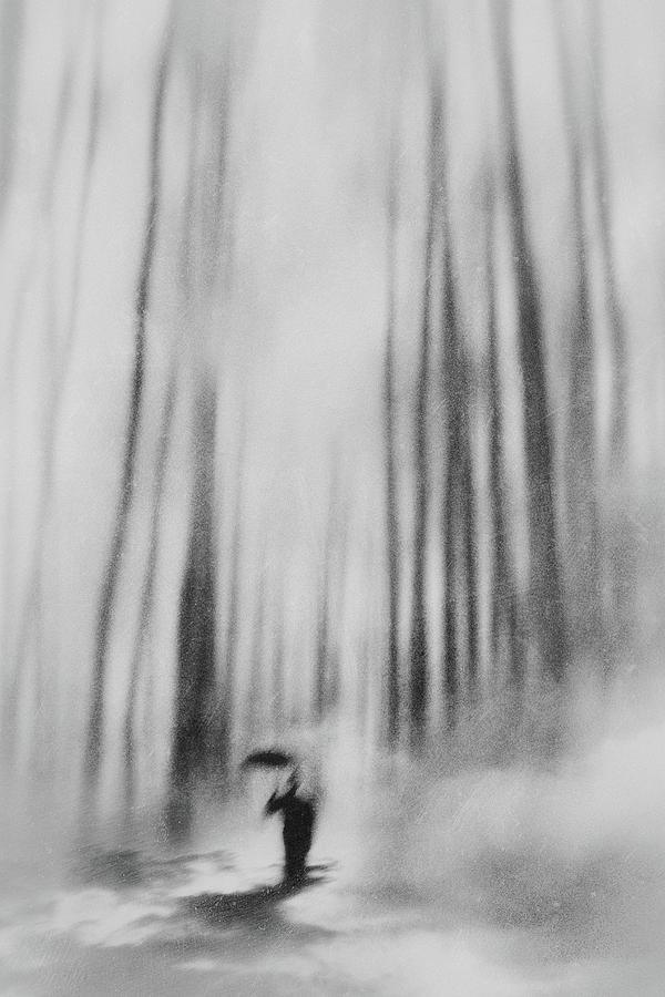 Umbrella Photograph - Numbs by Jay Satriani