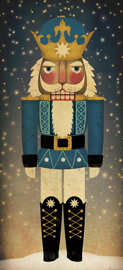 Nutcracker Painting By Ryan Fowler