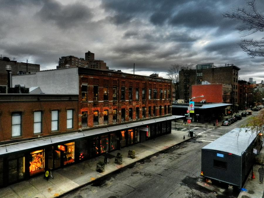 New York Ny Photograph - Nyc - High Line - Meatpacking District 004 by Lance Vaughn