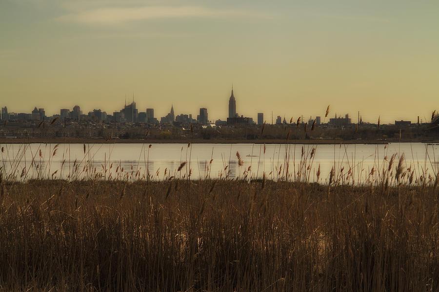 Nyc Photograph - Nyc Landscape by Joseph Hedaya