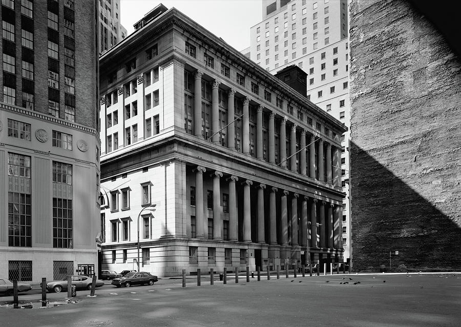 1970 Photograph - Nyc National City Bank by Granger