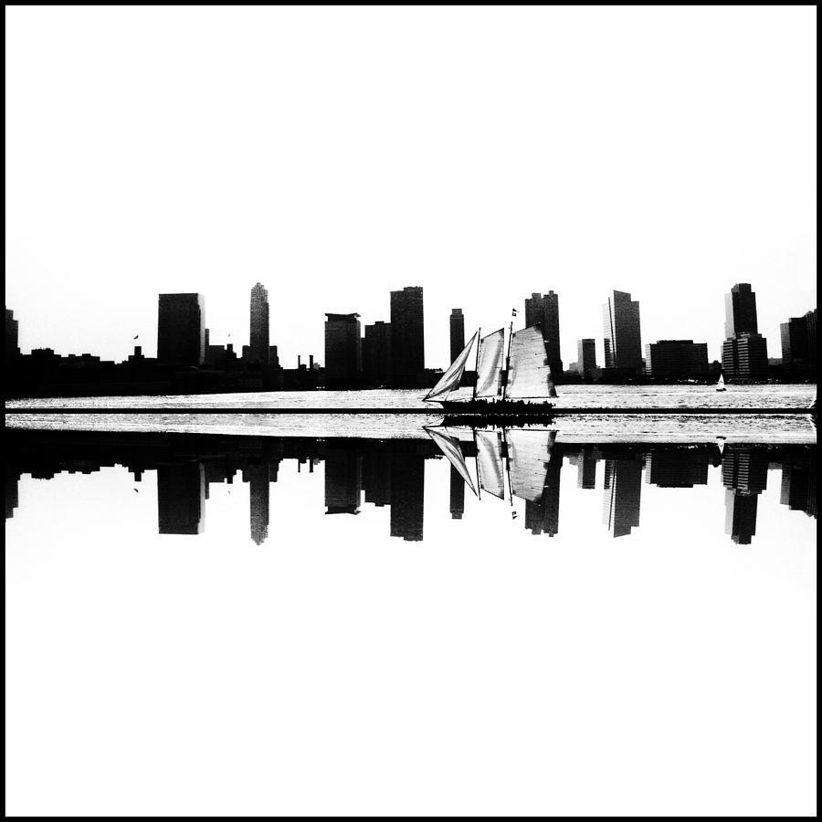 NYC Reflection by Natasha Marco