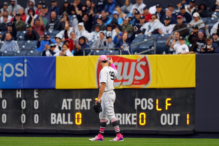 Oakland Athletics v. New York Yankees Photograph by Alex Trautwig
