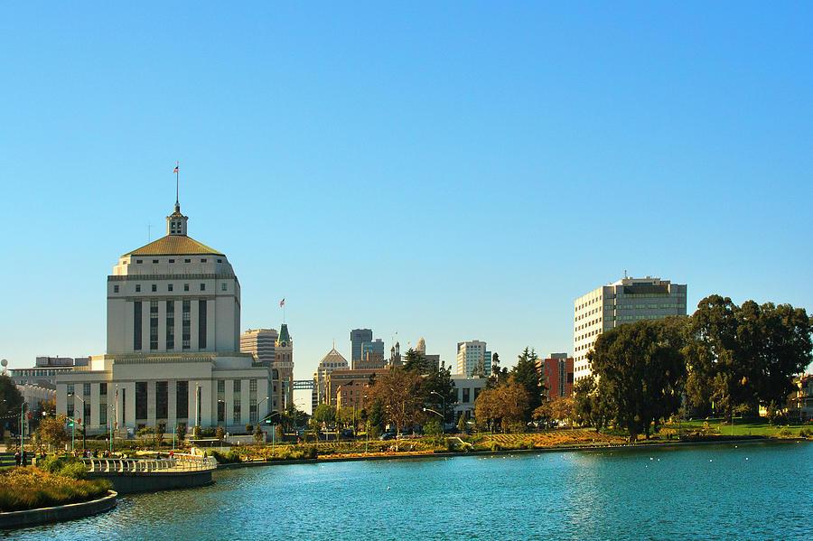 Oakland, California Photograph by Geri Lavrov