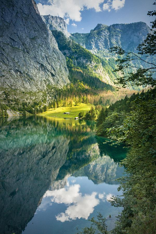 Obersee Photograph - Obersee by Bjoern Kindler