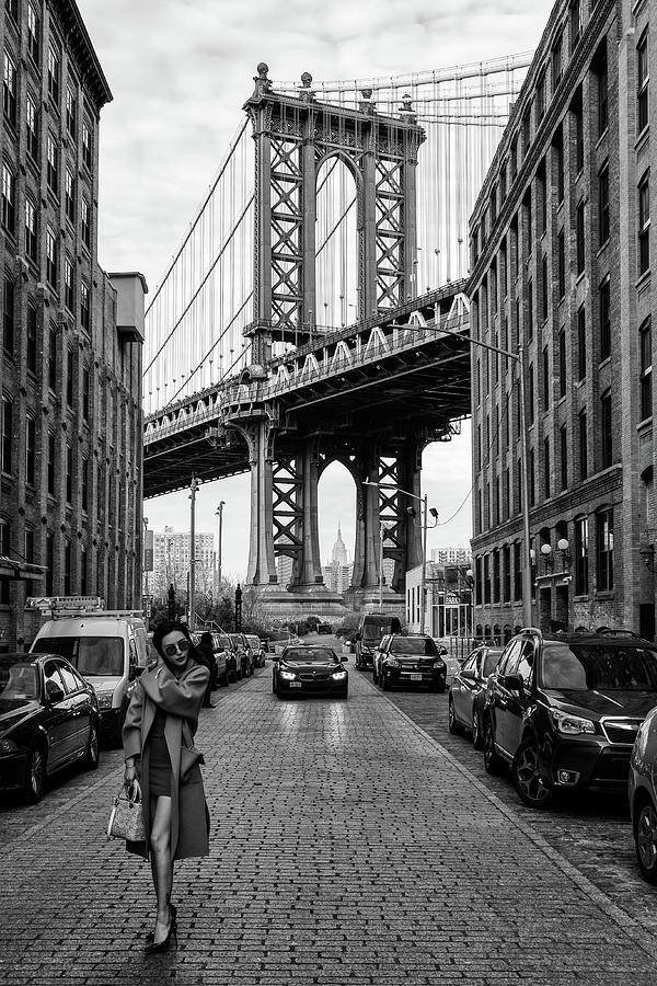 Brooklyn Photograph - Oblivious by Robert Bolton