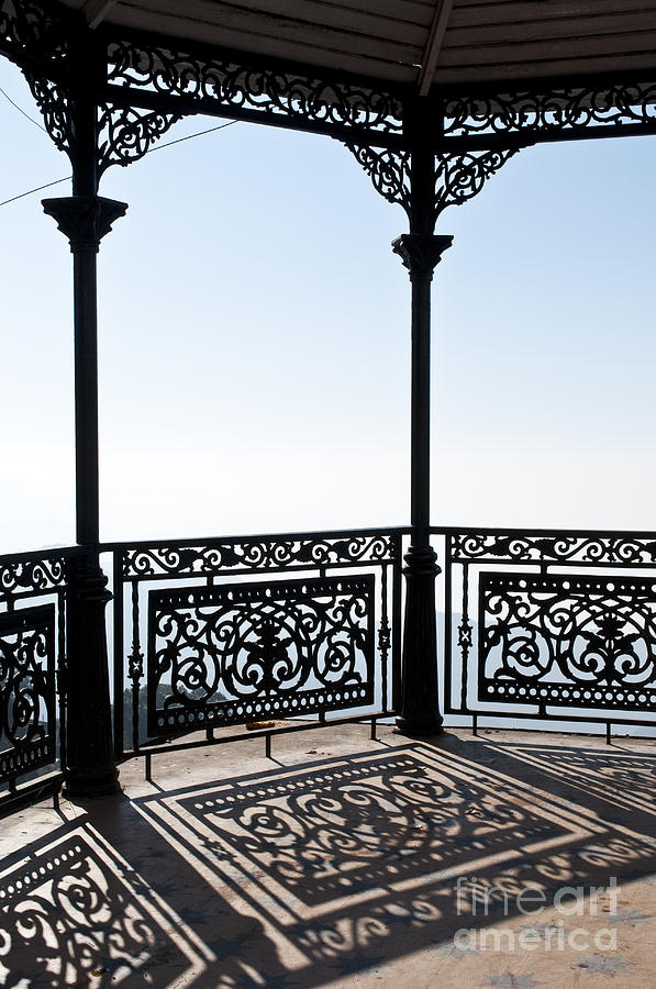 Mussoorie Photograph - Observation Point by Lana Enderle