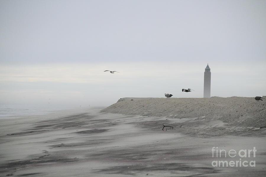 Ocean Photograph - Ocean Breezes by Linda C Johnson