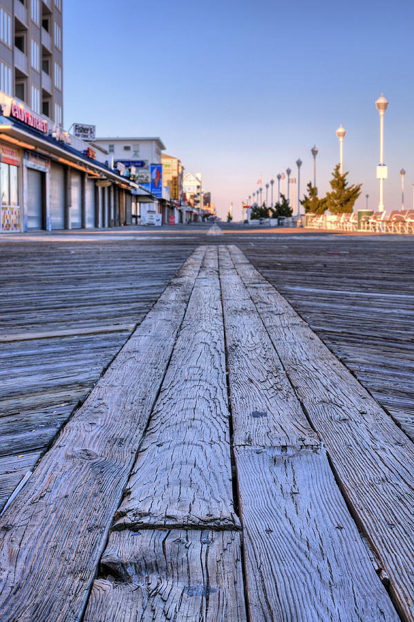 Ocean City Maryland Photograph - Ocean City by JC Findley
