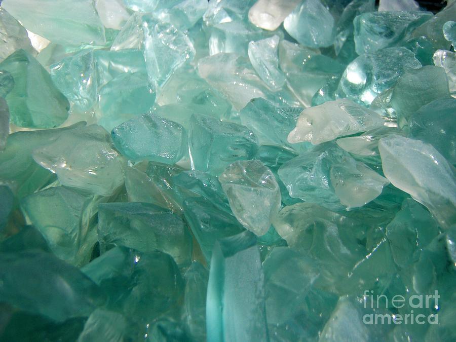 Sea Glass Photograph - Ocean Dream by Kristine Nora