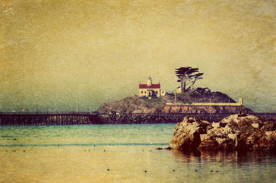 Battery Point Lighthouse Photograph - Ocean Dreams by Melanie Lankford Photography