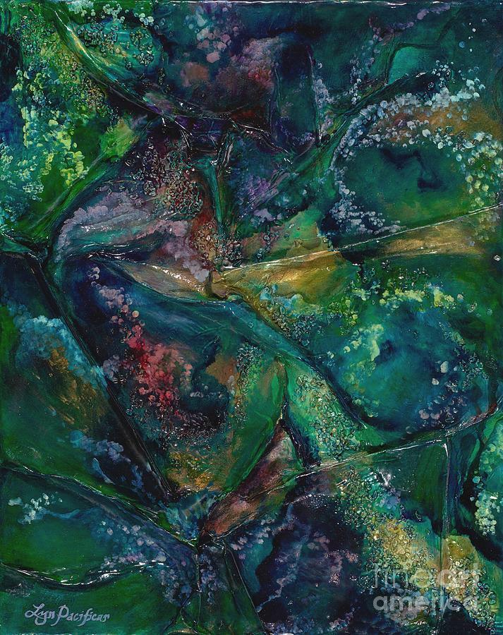 Ocean Floor by Lyn Pacificar