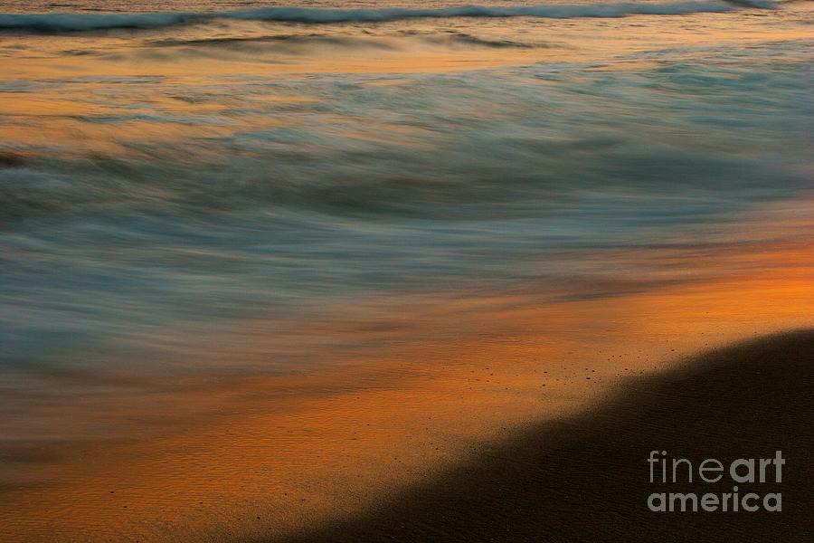 CARLSBAD WAVE IMPRESSIONS by John F Tsumas