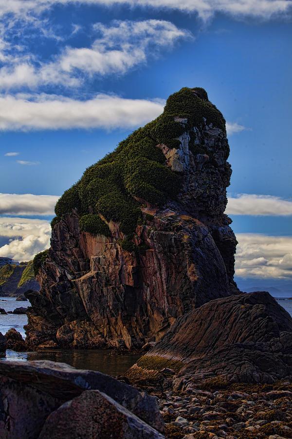 Ocean Monolith by Karen Ulvestad
