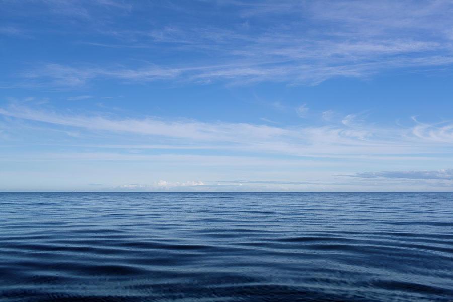 Ocean View Photograph by Robert Lang Photography