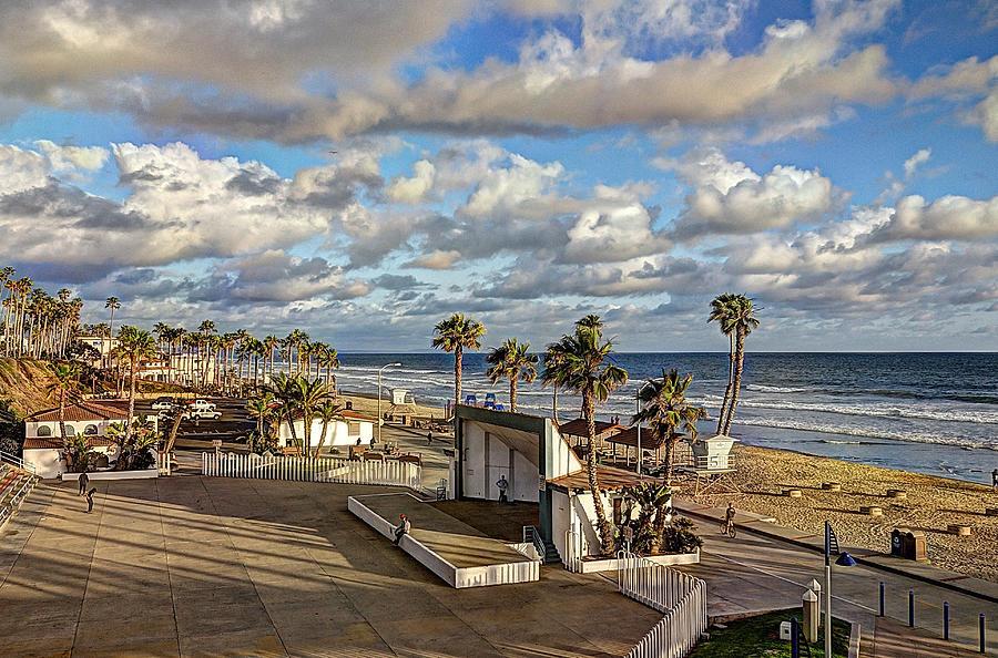 Oceanside Photograph - Oceanside Amphitheater by Ann Patterson