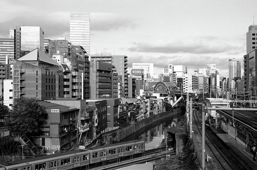 Ochanomizu Photograph by Photograph By Clinton Watkins, Japan
