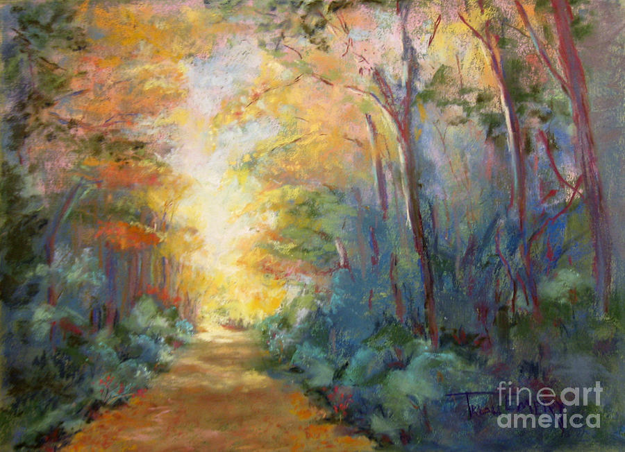 October's Light by Trish Emery